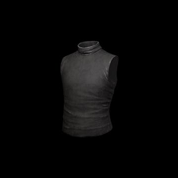 Sleeveless Turtleneck (Black) : 7.00%
