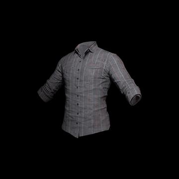Striped Shirt (Gray) : 5.00%