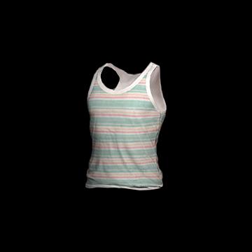 Striped Tank-top : 7.50%