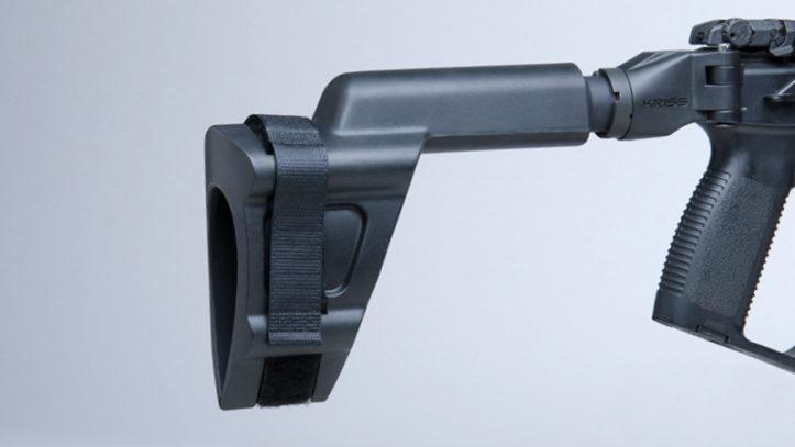 Пистолет-пулемет KRISS Vector