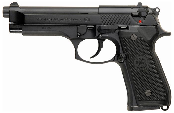Пистолет Beretta 92FS - Все оружие в фильме Sicario (2015)