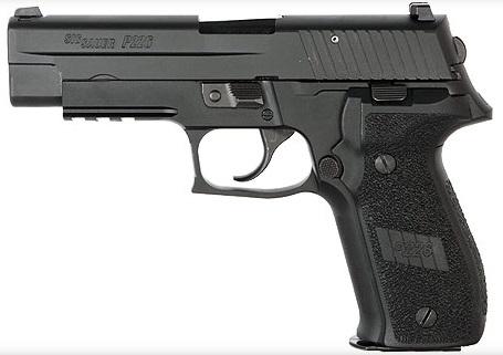 Пистолет SIG-Sauer P226 DAK - Все оружие в фильме Sicario (2015)