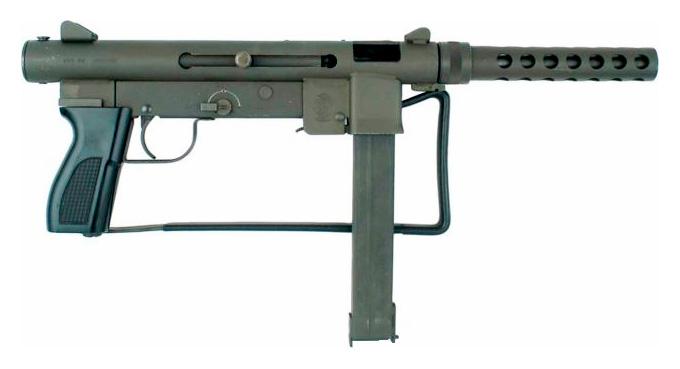 Пистолет-пулемет Smith & Wesson M76 - Все оружие в фильме Sicario (2015)