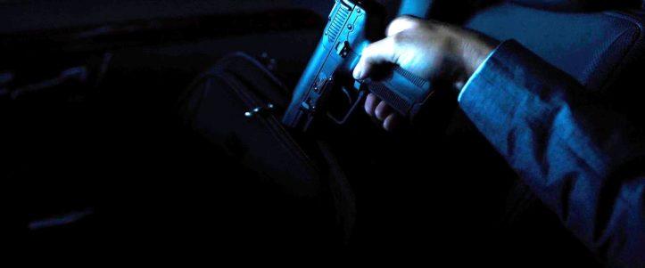 Пистолет FN Five-seveN USG (U.S. Government) - Все оружие в фильме Sicario (2015)