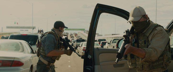 Airsoft-карабин G&P M4 MOE CQBR - Все оружие в фильме Sicario (2015)