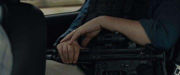 Пистолет-пулемет Heckler& Koch MP5A3 - Все оружие в фильме Sicario (2015)