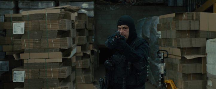 Пистолет Glock 17 - Все оружие в фильме Sicario (2015)