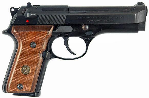 Beretta 92SB-C в фильме Схватка