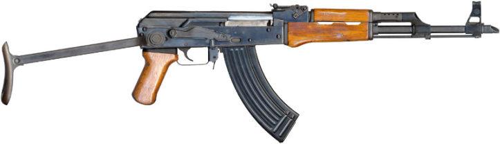 Norinco Type 56-1 в фильме Схватка