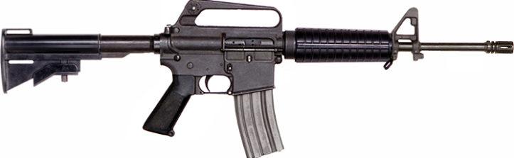 Colt Model 654 в фильме Схватка