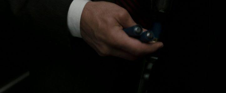Mossberg 590 в фильме Схватка