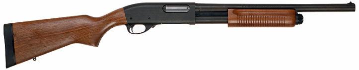 Remington 870 в фильме Схватка