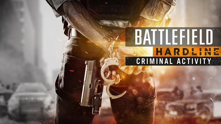 Первый рекламный ролик DLC «Criminal Activity» (Преступность) к Battlefield Hardline