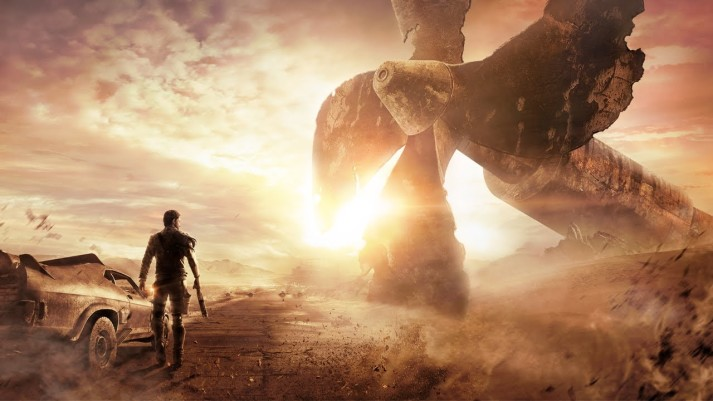 Трейлер игры «Mad Max»