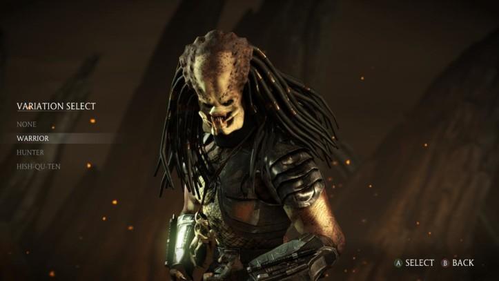 Mortal Kombat X. Новые подробности о Predator Pack