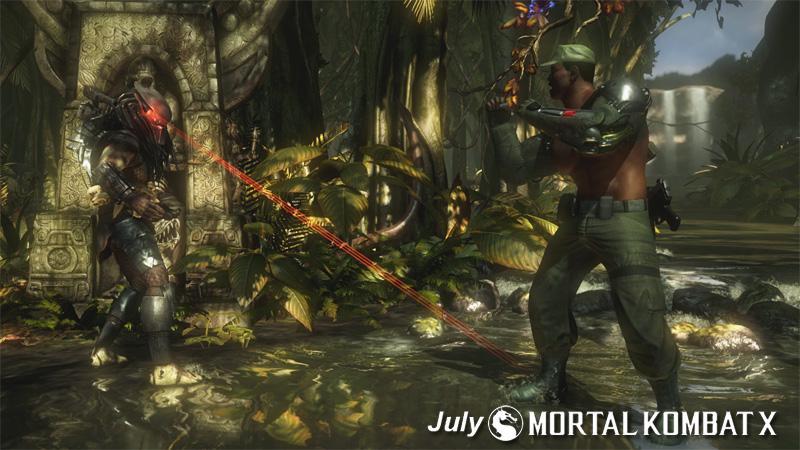 Эд Бун тизерит выход дополнения The Predator/Prey Pack для Mortal Kombat X