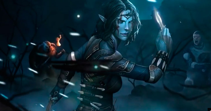 The Elder Scrolls: Legends анонсировали на E3 2015